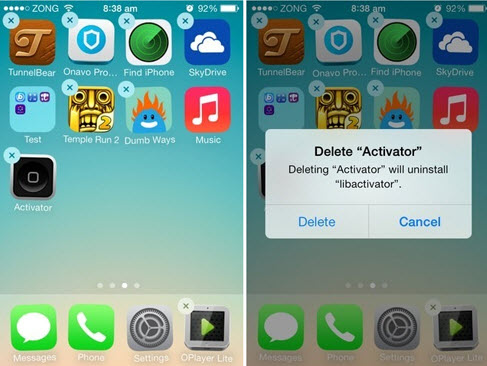 HOW TO UNINSTALL APPS ON IOS